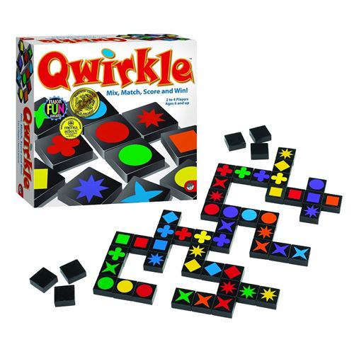 Picture of Pattern Dominoes (Qwirkle)