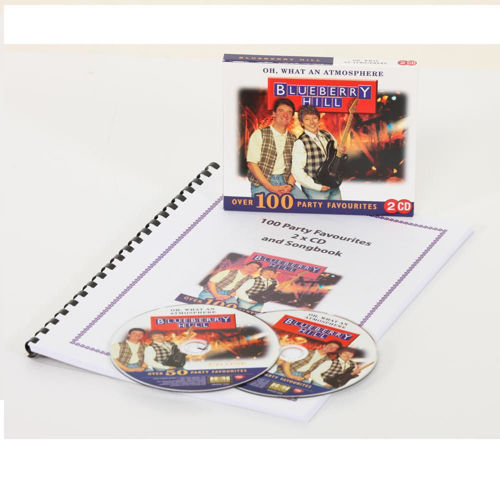 Picture of 100 Party Favourites 2  x CD  and Songbook