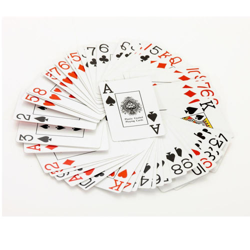 Large Print Playing Cards - suitable for visually impaired people