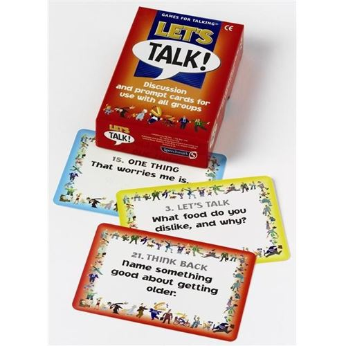 Picture of Let's Talk Cards