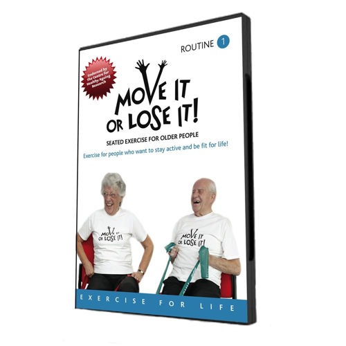 Move it or lose it DVD