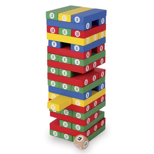 Picture of Wobbling Tower Game