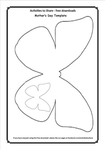 Picture of Mother's Day Templates