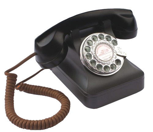 Picture of 1940s style Telephone