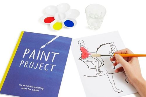 Picture of Painting Book for adults