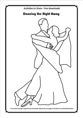 Picture of Dancing the Night Away
