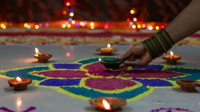 Celebrate Diwali Festival of Lights