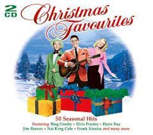 Picture of Christmas Favourites 2 x CD set