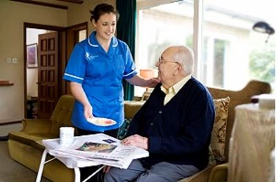 South Gloucestershire Older People Supported To Stay At Home Longer