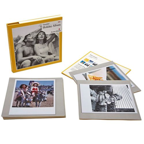 Picture of Timeslide Conversation Album -  Holiday