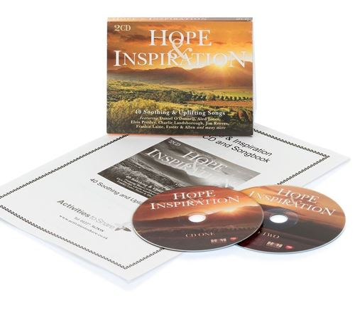 Picture of Hope & Inspiration 2 x CD & Songbook Set