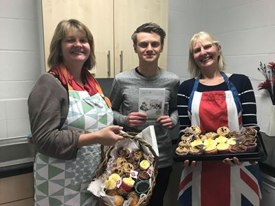 ATS Great British Bake Up for Mencap