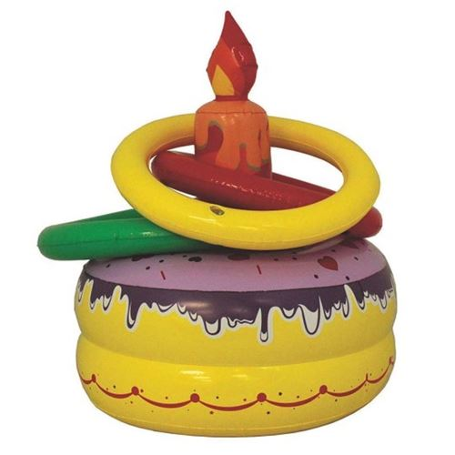 Picture of Inflatable Cake Hoopla