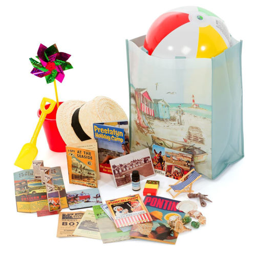 Picture of Reminiscence Box© 8 - At the Beach