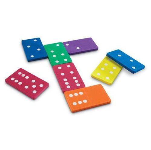 Picture of Large Foam Dominoes