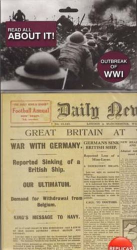 Picture of Newspaper - WW1