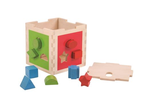 Picture of Shape Sorting Cube