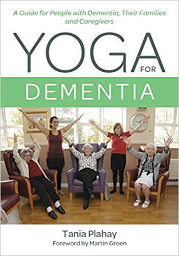 Yoga for Dementia Book