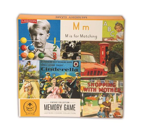 Picture of Ladybird Books Memory Game