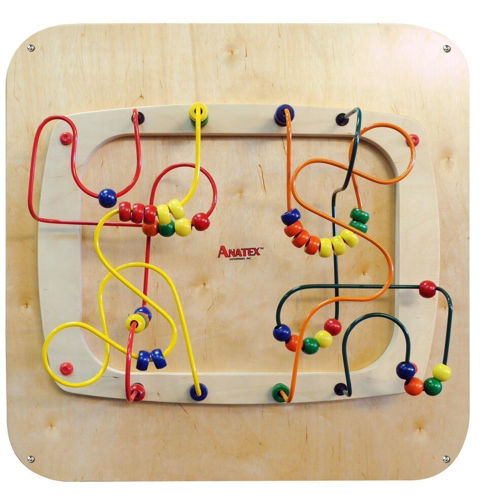 Picture of Activity Loop  Wall Panel