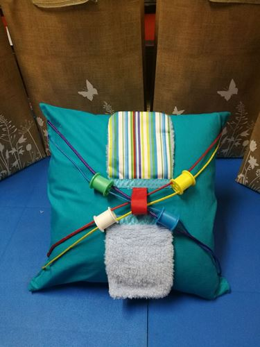 Picture of Threading Comfort Cushion©