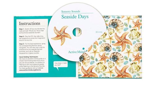 Picture of Seaside Days - Sensory Sounds CD