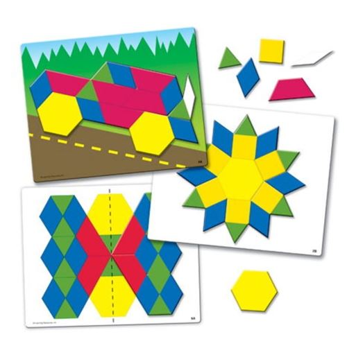 Picture of Magnetic Pattern Block