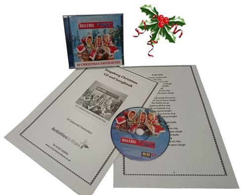 Picture of Singalong Christmas CD & Songbook