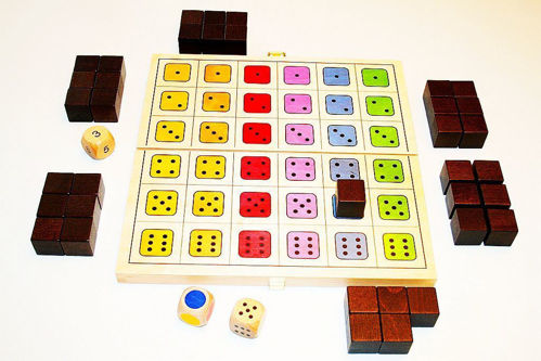 Picture of The Dice Game