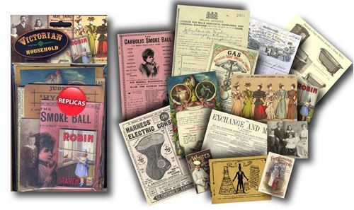 Picture of Memorabilia Pack - Victorian Household
