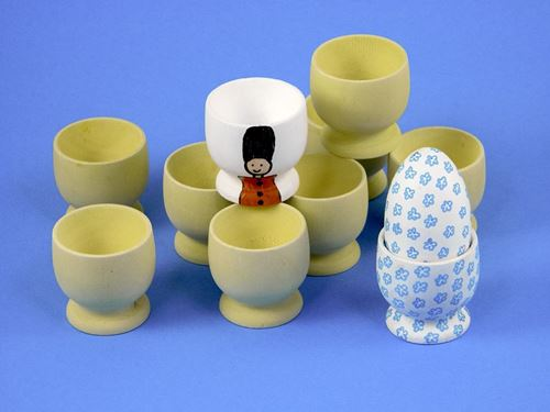 Picture of Wooden Egg and Cup Set (Makes 10)