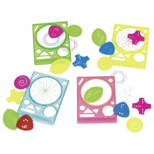 Picture of Spirograph (Set of 4)