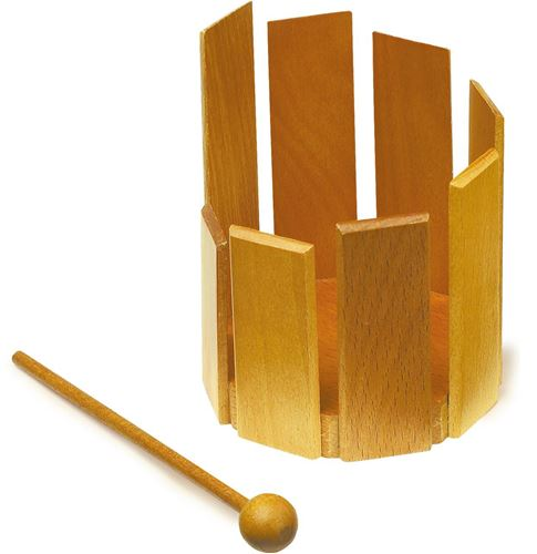 Picture of Wooden Sounding Drum