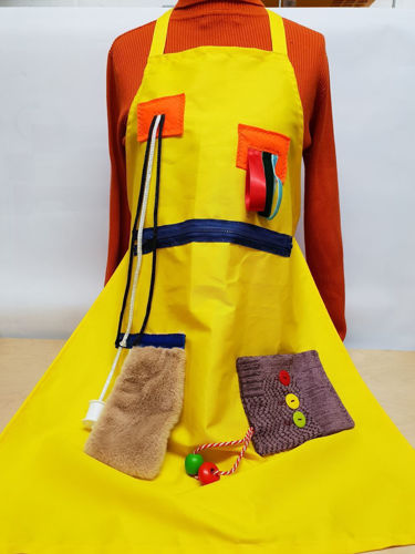 Picture of Activity Apron© - Yellow