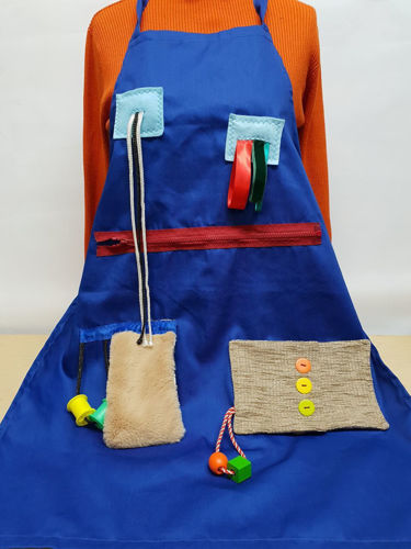 Picture of Activity Apron© - Blue