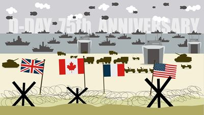 Host a D-Day Commemoration Day
