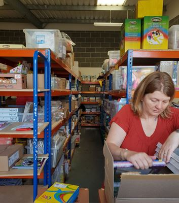 Warehouse Open Day - July 10th