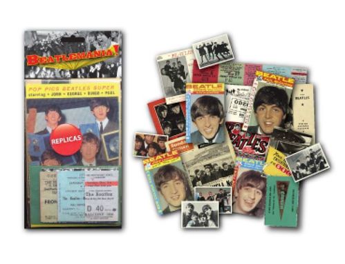 Picture of Memorabilia Pack - Beatlemania