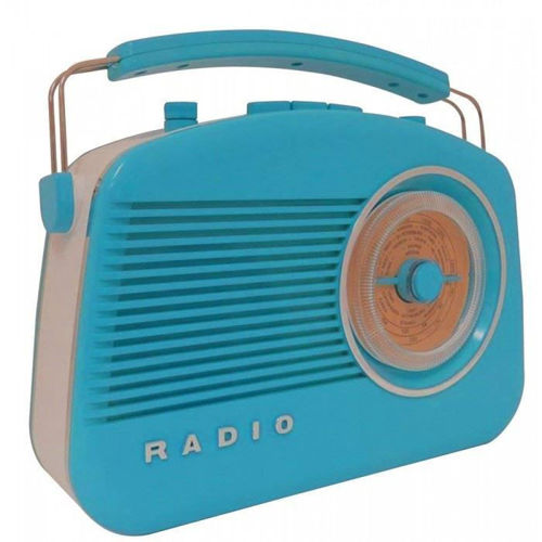Picture of 1950s Style Radio