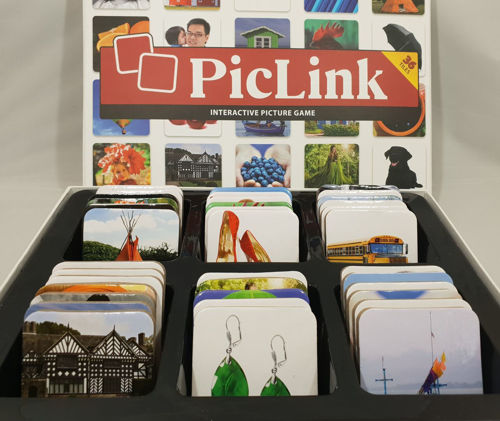 Picture of PicLink Game