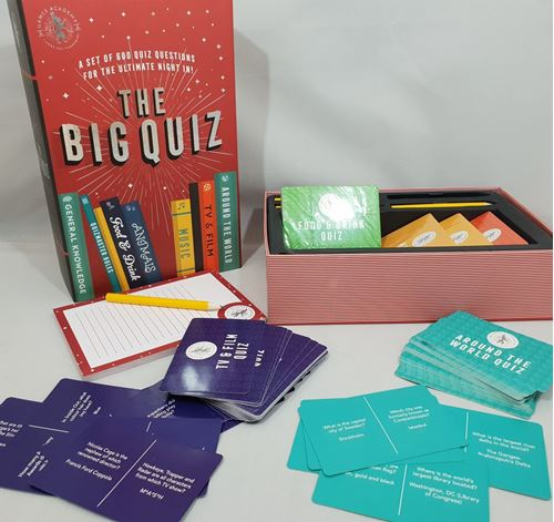 Picture of The Big Quiz
