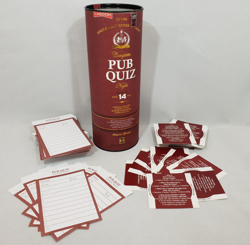 Picture of Pub Trivia Quiz Game