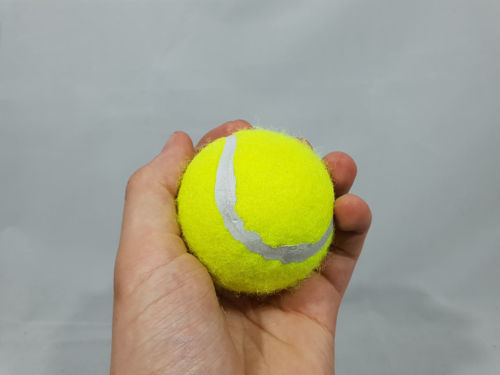 Picture of Yellow Tennis Ball