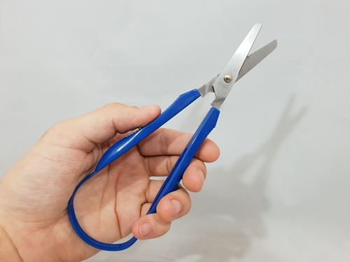 Picture of Easi Grip Scissors - Right Hand (Blue)