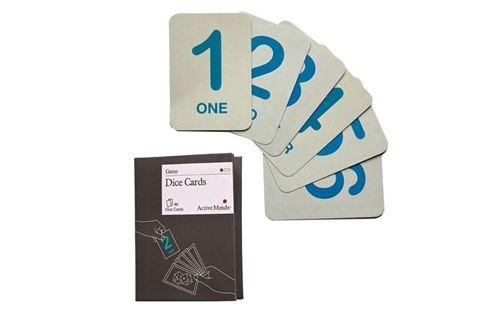 Picture of Dice Cards