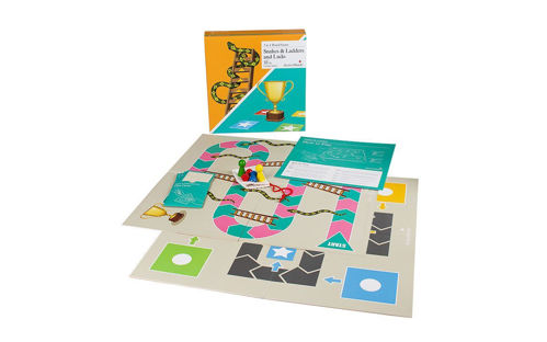 Picture of Easy Snakes & Ladders & Ludo Game