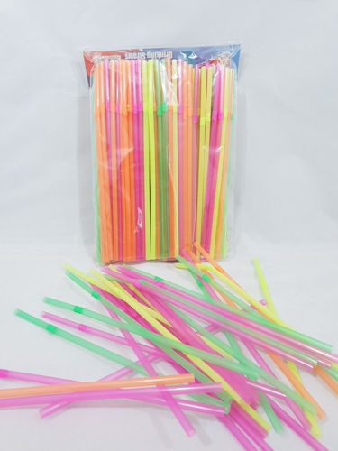 Picture of Coloured Straws