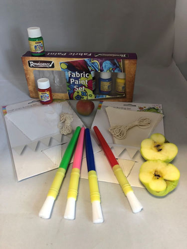 Picture of Activity Blog 1 Kit - Apple Printing