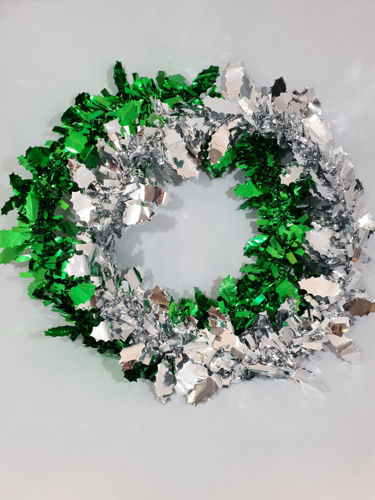 Picture of Tinsel Wreath (Pack of 2)