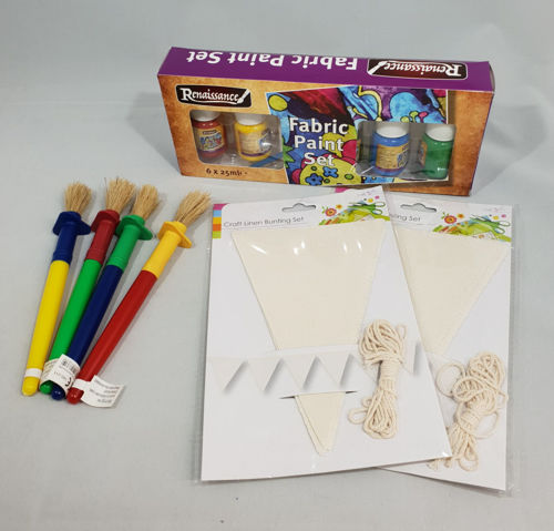 Picture of DIY Bunting Craft Kit
